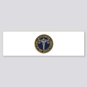 New York Medical Examiner Bumper Sticker