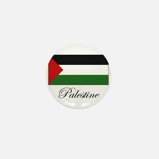 Palestine - Palestinian Flag Mini Button