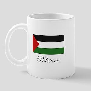 Palestine - Palestinian Flag Mug