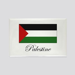 Palestine - Palestinian Flag Rectangle Magnet