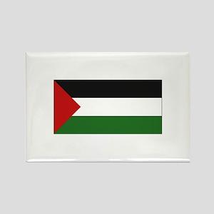 Palestinian Flag - Palestine Rectangle Magnet