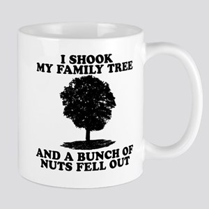 I Shook My Family Tree Mugs