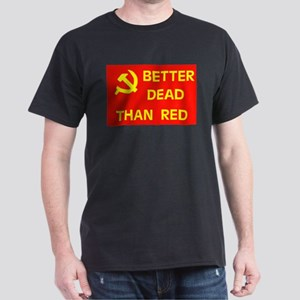 ANTI-COMMUNIST Dark T-Shirt