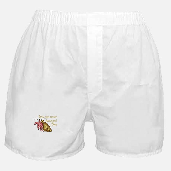NEVER HAVE JUST ONE Boxer Shorts