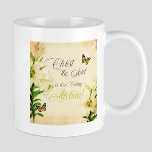 Christ the Lord is ris'n today Mugs