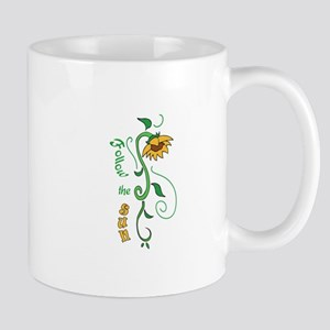 FOLLOW THE SUN Mugs