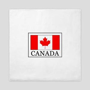 Canada Queen Duvet