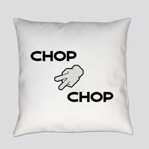 Chop Chop Everyday Pillow