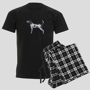 BLUETICK COONHOUND Pajamas