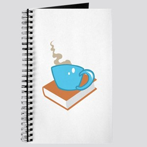 HOT COFFEE ON BOOK Journal