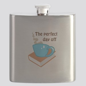 THE PERFECT DAY OFF Flask