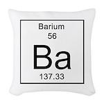 56. Barium Woven Throw Pillow