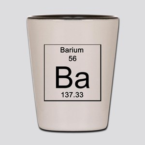 56. Barium Shot Glass