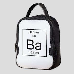 56. Barium Neoprene Lunch Bag