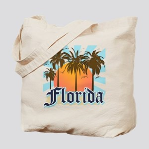 Florida The Sunshine State Tote Bag