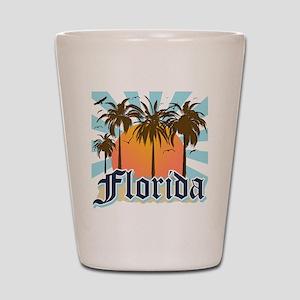 Florida The Sunshine State Shot Glass