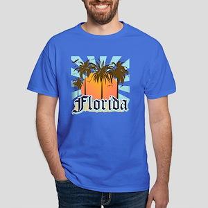 Florida The Sunshine State Dark T-Shirt
