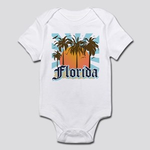Florida The Sunshine State Body Suit