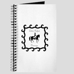 Letter perfect dressage Journal