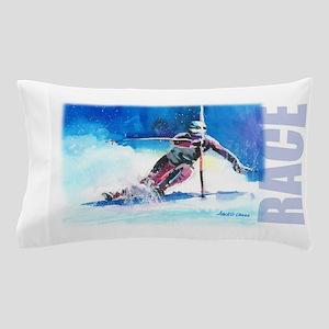 Race w Pillow Case