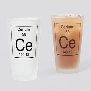58. Cerium Drinking Glass