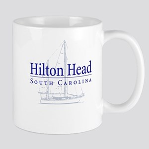 Hilton Head Sailboat Mug