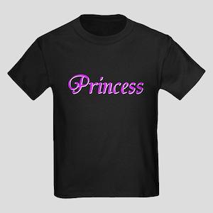 Princess 4 Kids Dark T-Shirt
