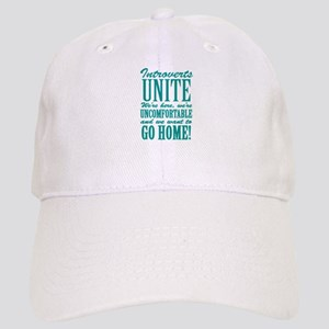 Introverted Introverts Cap