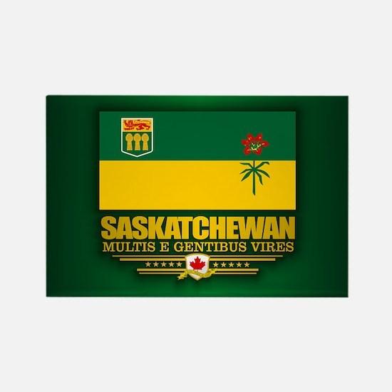 Saskatchewan Flag Magnets