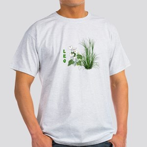 Bamboo and Lily Leo 2 Light T-Shirt