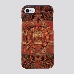 Compassion Mandala iPhone 7 Tough Case