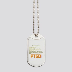 Tormented Soul Dog Tags