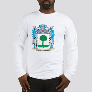 Schultheiss Coat of Arms - Fam Long Sleeve T-Shirt