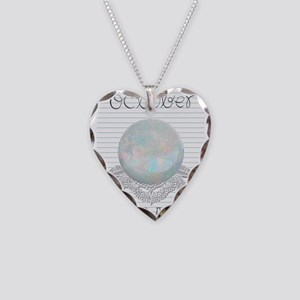 ! Necklace Heart Charm