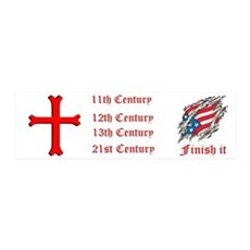 Finish It Wall Decal
