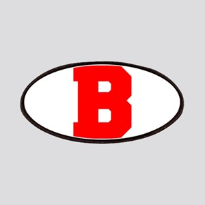 B-Fre red Patch