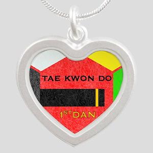 TKD Belt Ring hx Necklaces