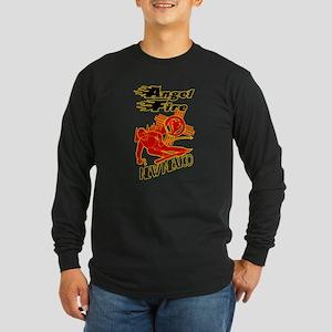ANGEL FIRE LOVE Long Sleeve T-Shirt
