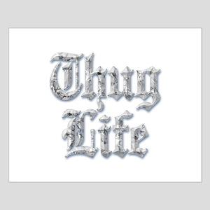 Diamond Bling THUG LIFE Posters