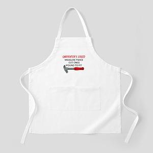 Carpenter's Creed Apron