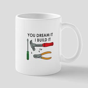 Dream It Mugs