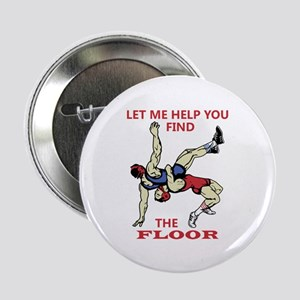 """Let Me Help You 2.25"""" Button (10 pack)"""