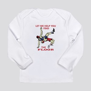 Let Me Help You Long Sleeve T-Shirt