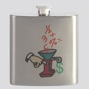 Number Crunching Flask