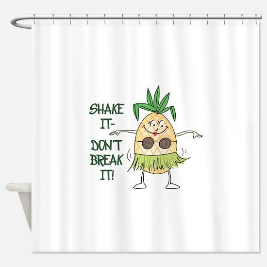 Shake It Shower Curtain
