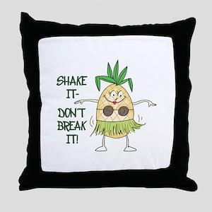 Shake It Throw Pillow