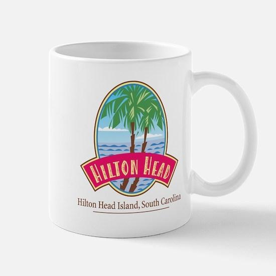 Hilton Head Palms - Mug