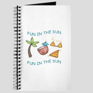 Fun In The Sun Journal