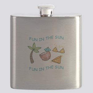 Fun In The Sun Flask