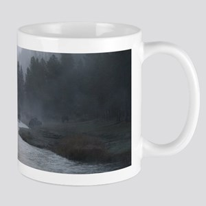 Bison Crossing Mugs